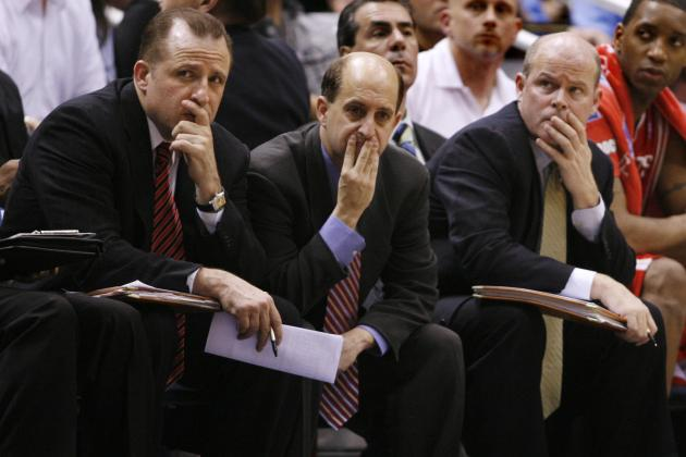 Knicks Rumors: Jeff Van Gundy, Tom Thibodeau Draw Interest for HC Position