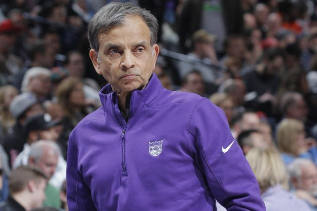 Report: Kings Owner Vivek Ranadive's Frustration with Execs, Coaching 'Mounting'