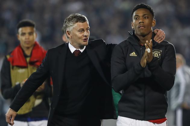Ole Gunnar Solskjaer Demands More of Anthony Martial as Manchester United No. 9