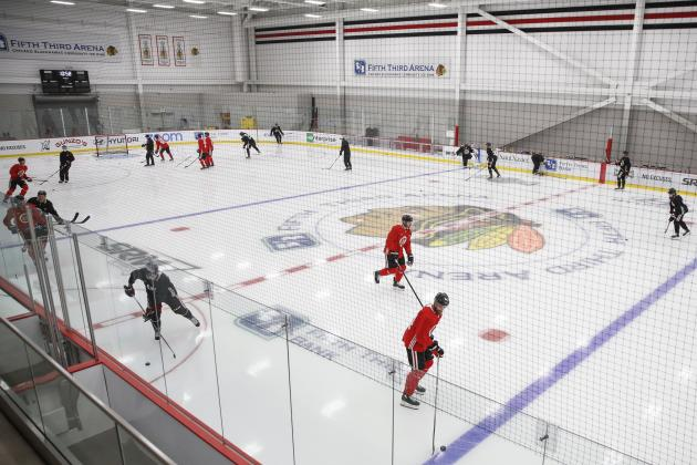 Blackhawks Announce Ban on Headdresses at Home Games, Team Events