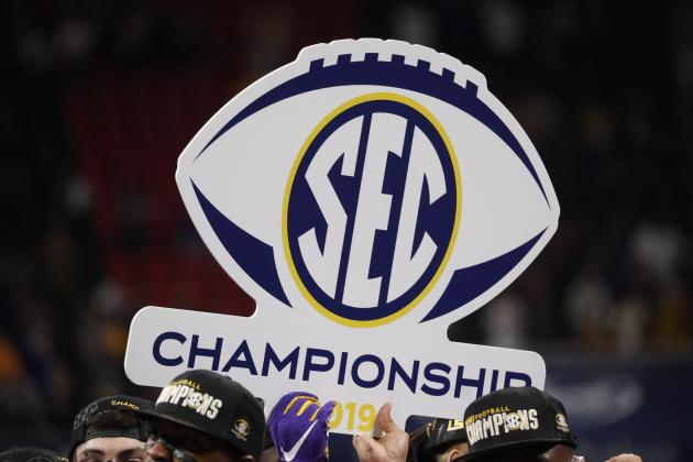 Report: SEC Nearing Agreement for 10-Game Conference-Only CFB Schedule in 2020