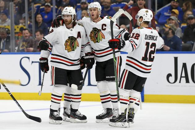 NHL's Top Stats, Best Highlights, Updated Playoff Picture from Aug. 1 Results