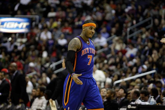 NBA Trade Talk: Carmelo Anthony Trade Matches If He, Jeremy Lin Can't Coexist