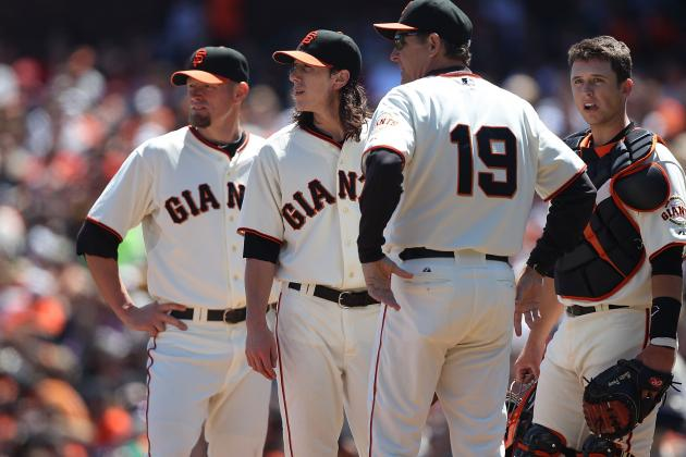 The 2010 San Francisco Giants: The Best Starting Rotation in Modern MLB History?