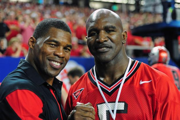 Herschel Walker and 25 NFL Legends Who Could Have Been Great In MMA