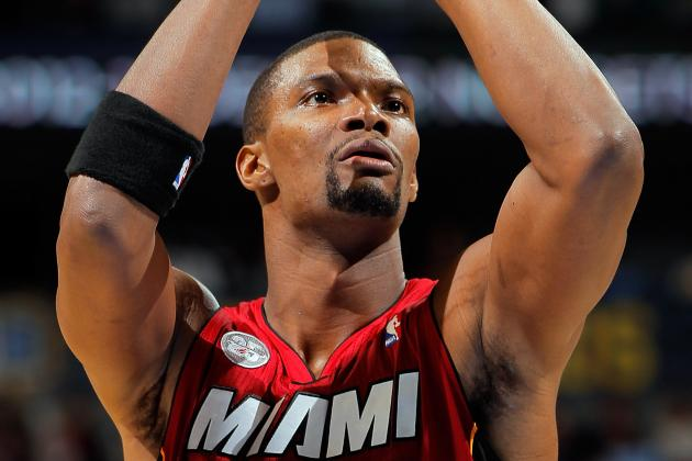 Angel Soft: Chris Bosh, Pau Gasol and the 20 Softest Athletes in Sports