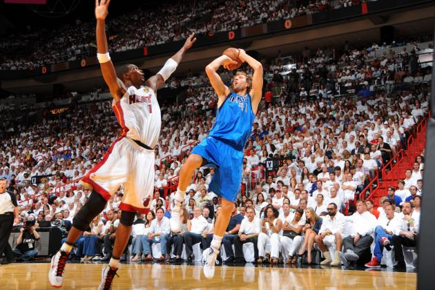 Dirk Nowitzki's One-Legged Fadeaway and 25 Most Unstoppable Moves in NBA History