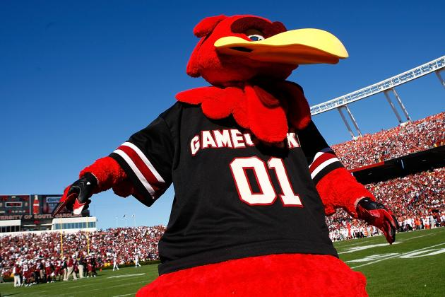 The 50 Most Ridiculous Mascots in Sports