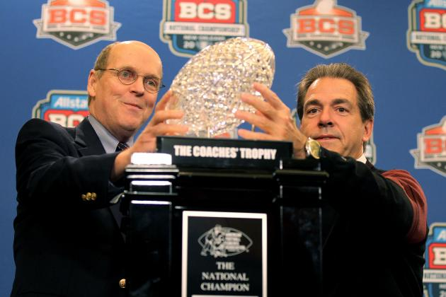College Football: How Many National Titles Do the Alabama Crimson Tide Deserve?