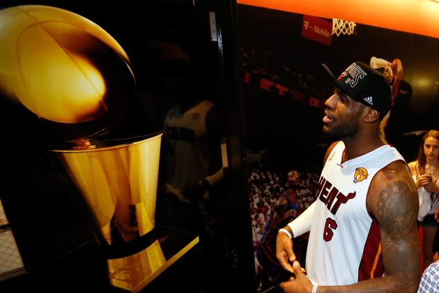 How LeBron James Really Stacks Up Against Michael Jordan