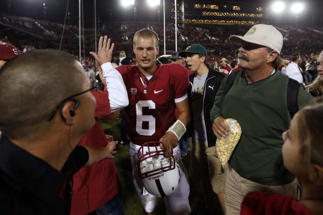 AP College Football Poll 2012: Winners and Losers from Week 4
