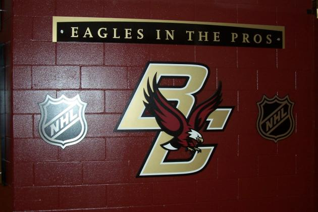 Top 15 Boston College Hockey Players Since 1980