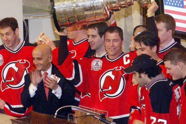 Top 10 New Jersey Devils of All-Time