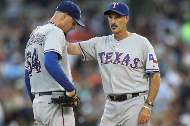 Texas Rangers: Which Starting Rotation Candidates Will Make the Cut?