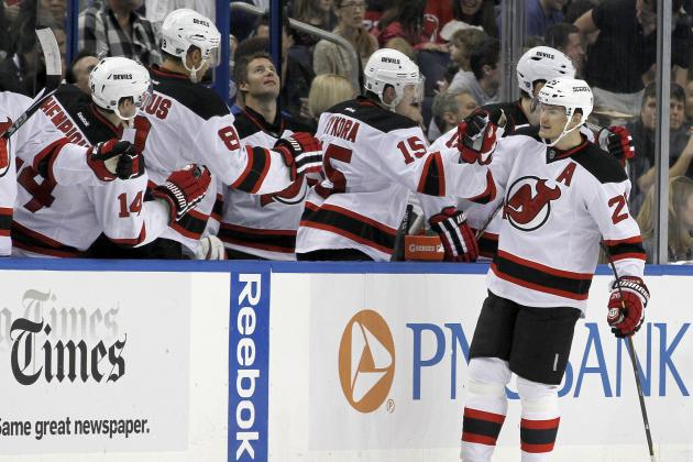 Patrick Elias: Where Does He Rank Among the NJ Devils Greats?