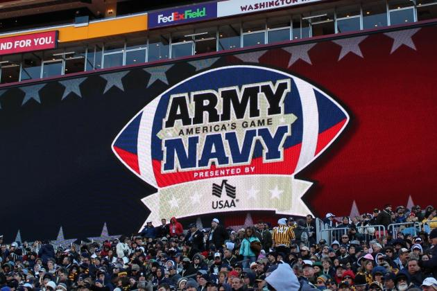 60 Great Moments at the 2011 Army-Navy Game