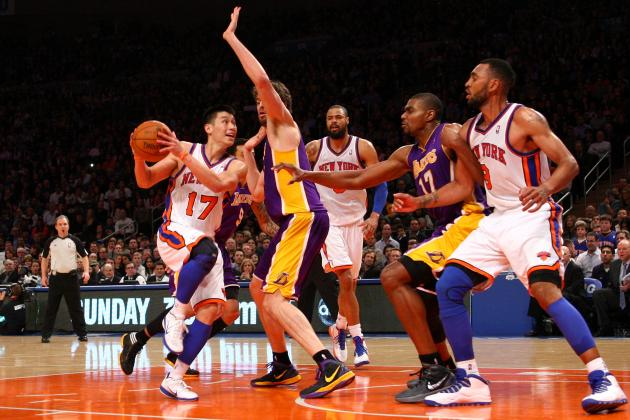 New Yorks Knicks 2012: Mid-Year Report
