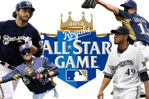 Milwaukee Brewers: All 25 Players' Odds of Being 2012 All-Stars