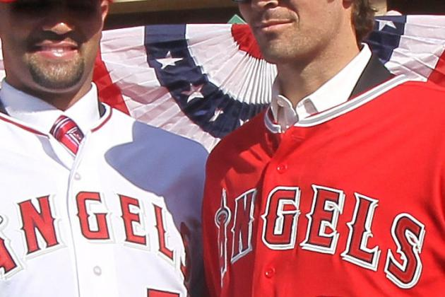 MLB Power Rankings 2012: Los Angeles Angels Are Cream of the MLB Crop