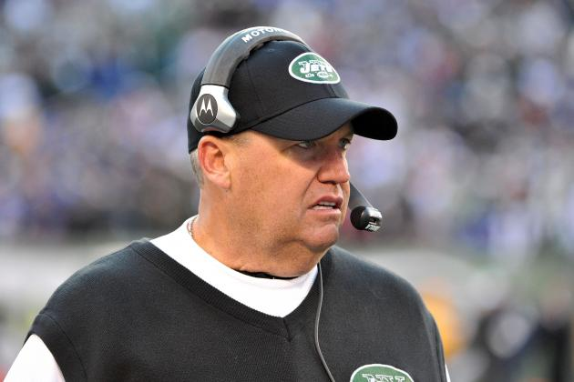 New York Jets Lineup: Predicting the 2012 Lineup Pre-Free Agency Edition