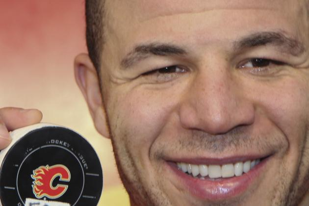 The 25 Best Goal-Scorer/Fighter Dual Threats in NHL History