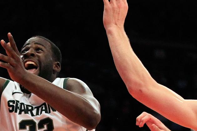 Michigan State Basketball: Grading Each Player for His Play this Season
