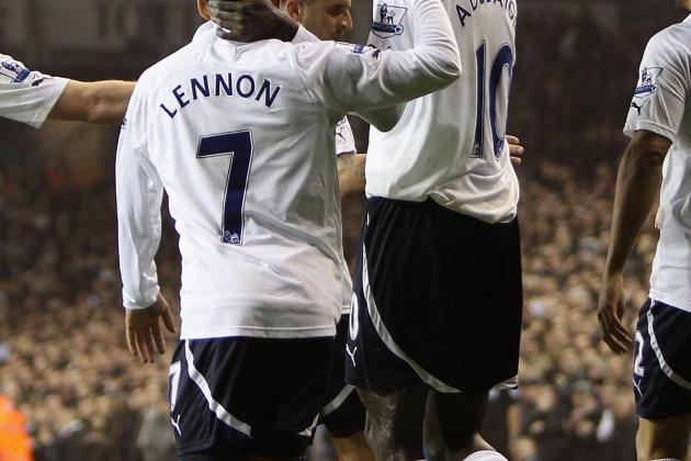 Tottenham Hotspur: 5 Bold Predictions for the Spurs' Second Half of 2011/12