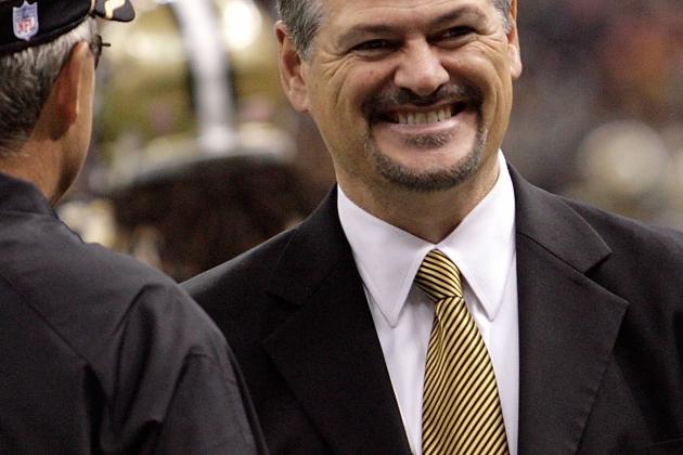 New Orleans Saints: Full 7-Round NFL Mock Draft Predictions