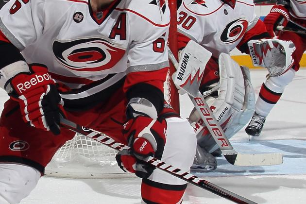 NHL Trade Speculation: 5 Possible Suitors for Tim Gleason of Carolina Hurricanes