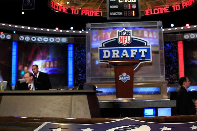 2012 NFL Mock Draft: Chicago Bears Predictions for All 7 Rounds
