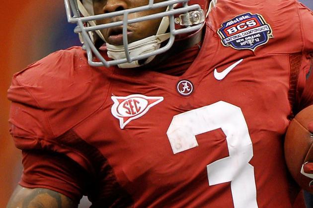 Alabama Football:  Departing Juniors Have Worthy Successors