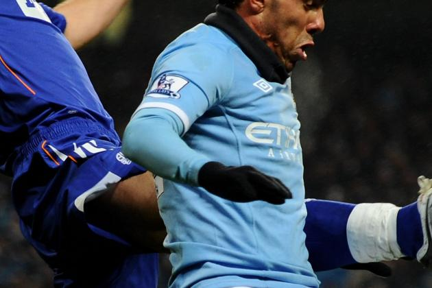 Transfer Window: Gary Cahill, Carlos Tevez Highlight Last Week in the Market