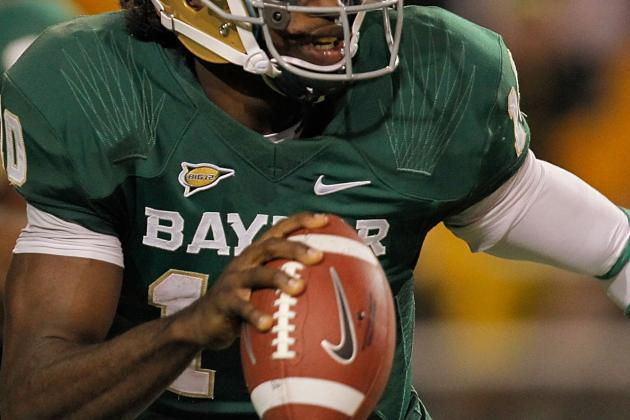 2012 NFL Draft: Projecting Career Stats for Top Offensive Playmakers