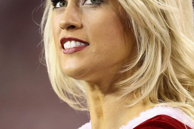 The 10 Hottest WAGs of the 2012 NFL Playoffs