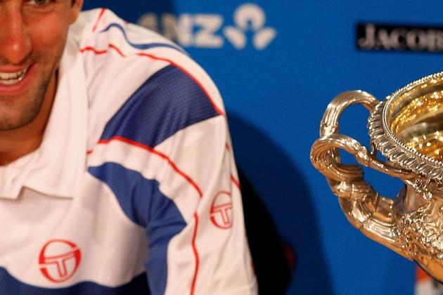 Austalian Open 2012: Analysing Each Eighth of the Men's Draw