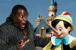 Comparing WWE Wrestlers to Their Disney Character Counterpart