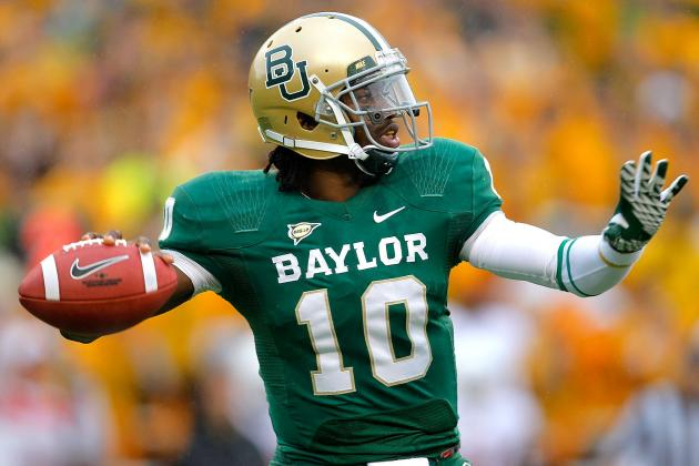 2012 NFL Mock Draft: Complete 1st-Round Predictions with Trades