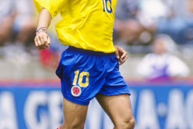 International Soccer: Colombia's Dream Team