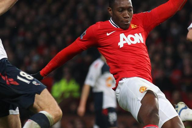 Manchester United vs. Bolton: Ranking the United Players