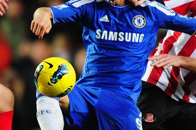 Chelsea vs. Sunderland: Player Grades for the Blues