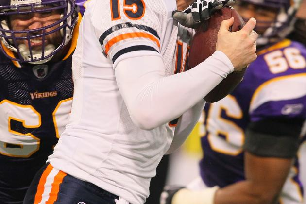 Chicago Bears: 4 Players from 2011-12 That Should Never Have NFL Jobs Again