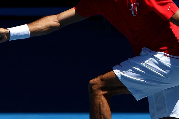 Australian Open 2012: 10 Reasons Roger Federer Will Advance to  Finals