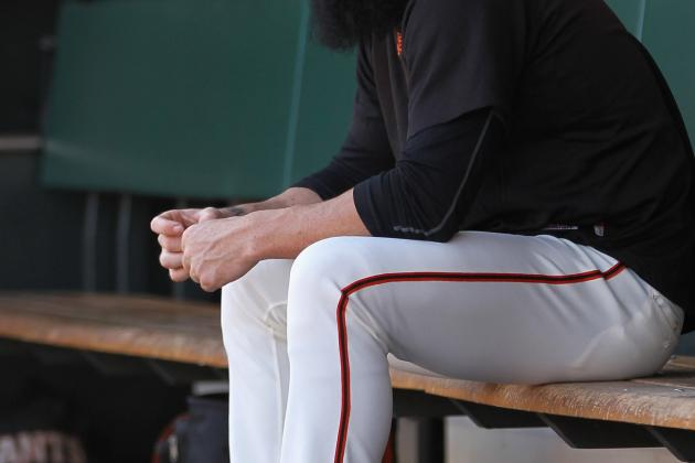 Brian Wilson: 5 Reasons There's a Ton of Pressure on SF Giants Closer in 2012
