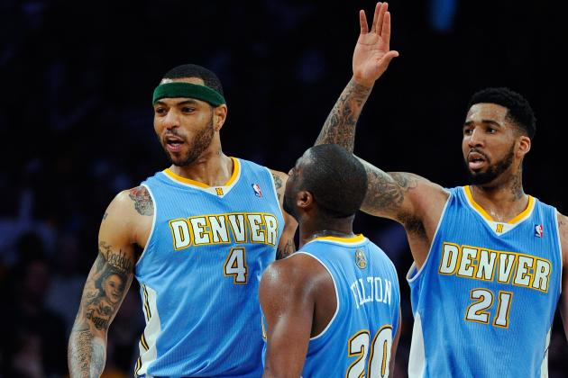 Denver Nuggets: Predicting Where Their Chinese Free Agents End Up
