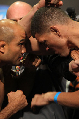 The 25 Best Fighter Staredowns of 2011