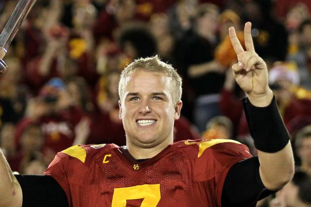 Matt Barkley: 5 Reasons USC Quarterback Will Be Heisman Favorite in 2012
