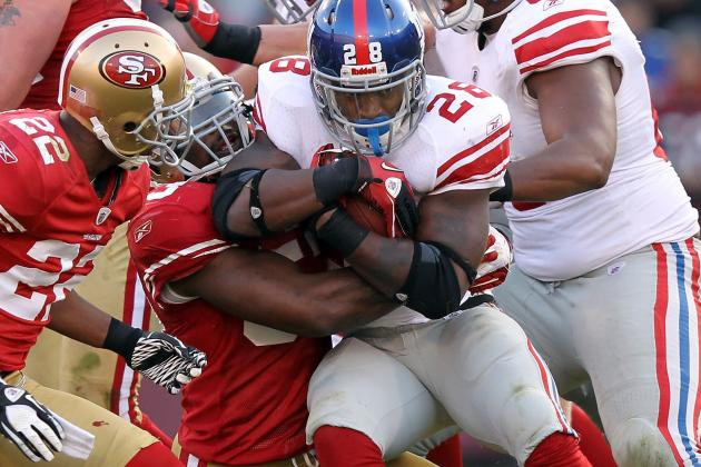 NFC Championship Game Preview: New York Giants at San Francisco 49ers