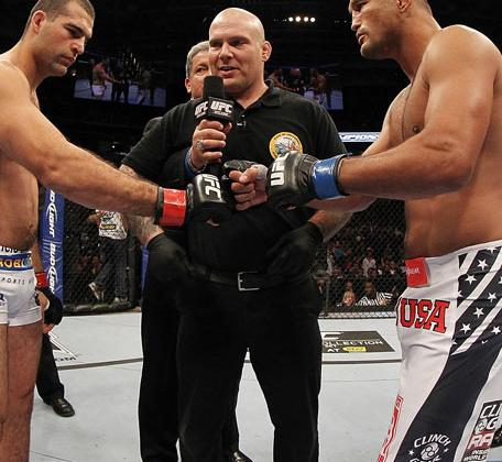 Most Epic Fights in UFC History