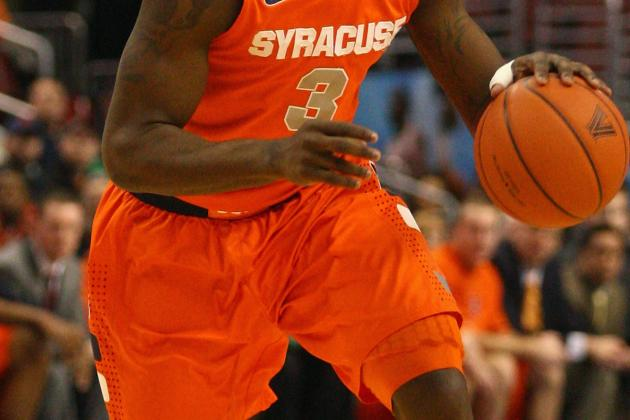 Syracuse Orange Basketball: 5 Things We Learned from 71-63 Win over Pitt