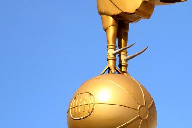 Tottenham Hotspur All-Time Premiership XI